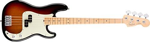 Fender American Professional Precision Bass - 3-color Sunburst w/Maple Fingerboard ()