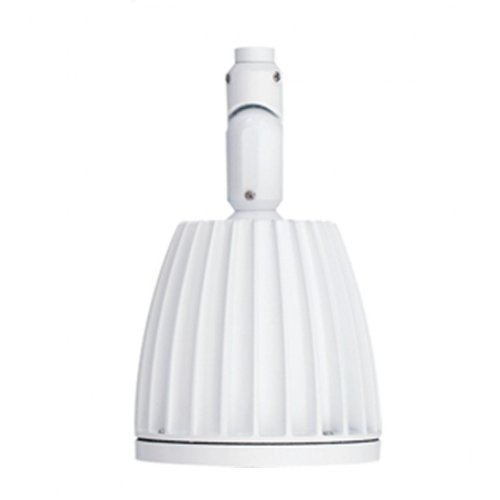 RAB GNLED13NW Gooseneck Head LED Outdoor Sconce