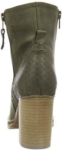 Daniel Hechter Hj67331, Zapatillas De Estar por Casa para Mujer Verde - Grün (dunkelgrün 708)