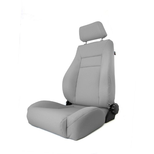 Rugged Ridge 13446.09 Ultra Gray XHD Front Seat with Recliner