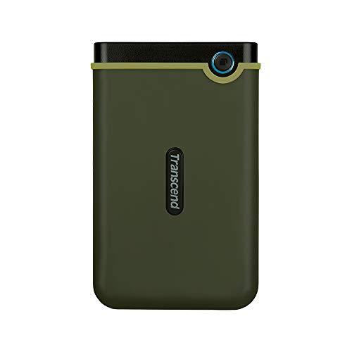 - Transcend 2TB USB 3.1 Gen 1 StoreJet 25M3G SJ25M3G Rugged External Hard Drive TS2TSJ25M3G