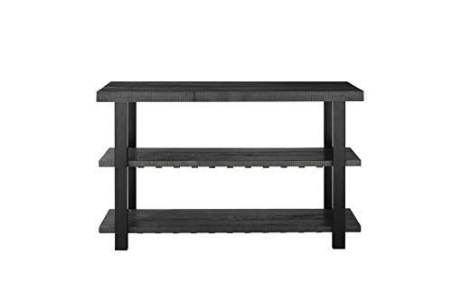 Martin Svensson Home 890349 Foundry Console Sofa Table, Grey