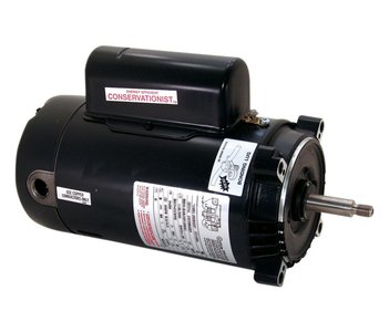 2.5 hp 3450rpm 56J Frame 230 Volts Swimming Pool Pump Motor - AO Smith Electric Motor # UST1252 (Ha (56j Frame)