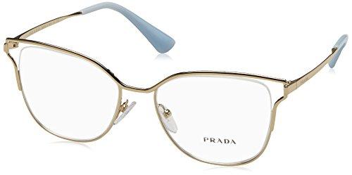 Eyeglasses Prada PR 54 UV ZVN1O1 PALE - Gold Prada