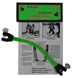 Ski Teaching Products, LLC Edgie Wedgie - Green
