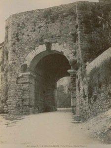 Volterra: Porta all'Arco. (opera etrusca).