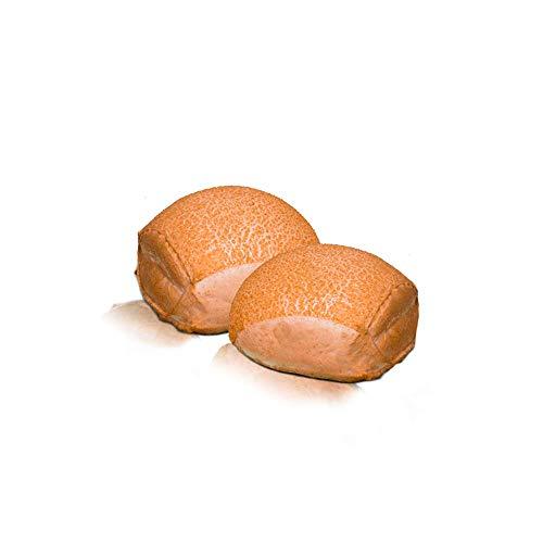 Vestakorn ambachtelijke broodjes, party-keizerrol – verse broodjes – traditionele tarwebroodjes, 5 stuks, bak in 4…