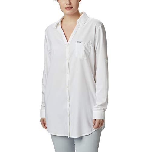 Columbia Women's Armadale Tunic, White, - Tunic Whites