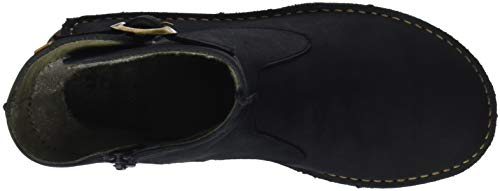 rice Pleasant Stivaletti Donna Black N5046 Nero black Field Naturalista Black El wIqfx4H