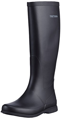 Black black 010 Women's Tretorn Boots Wellington Lisa RIWq0X