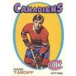 1971 O-Pee-Chee Regular (Hockey) card 29 Marc Tardif of the Montreal  Canadians. 06859156b