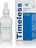 Timeless Skincare Original Hyaluronic Acid Serum 100 Percent Pure 2 oz. (60 ml)