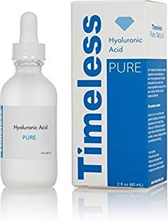 Timeless Skin Care Hyaluronic Acid Serum 2 oz by Timeless Skin Care