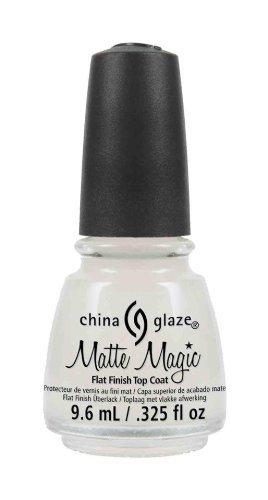 China Glaze Matte Magic Top Coat 9.6ml
