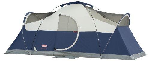Coleman Elite Montana 8 Tent, Outdoor Stuffs