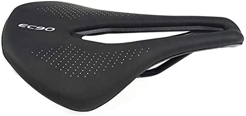 EC90 Fiber Soft Bicycle Saddle Seat Cushion Mountain Bike Road MTB Cushion