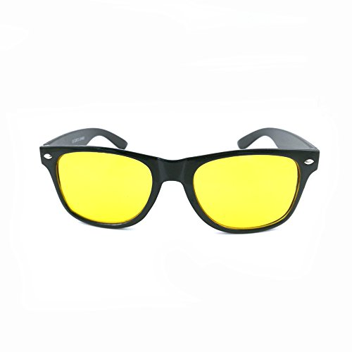 nuit reflets la et Night Shop® pour Sight ASVP conduite idéal pêche Lunettes anti pour Vision conduite cyclisme de nuit de Lunettes xw1OOgX