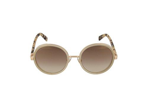 Havana Copper Jimmy Sonnenbrille ANDIE Silver Nude Gold Dorado S Choo Mirror Gold Brown WBYYSw8q