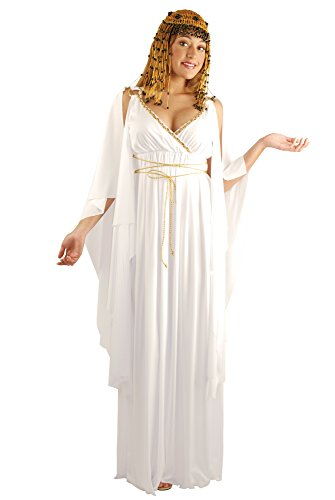 Charades Women's Cleopatra Costume, As As Shown, Medium ()