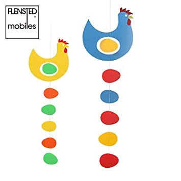 Flensted Mobiles Chick Hen