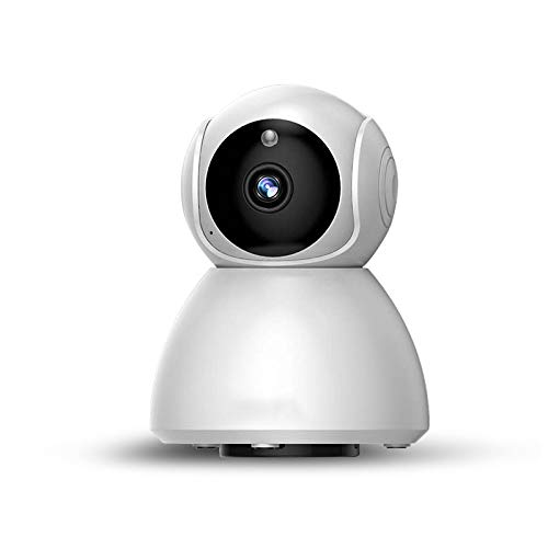 (Baby Monitor Wireless Camera 1080p Hd,Smart Wireless Pan/Tilt Home Security Camera, APP Alarm Push, Two-Way Audio, Support 128GB TF Card, Cloud Storage Available)