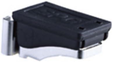 SPG(サヌキ) フラッシュ棚受 ブラック 1個価格 LA-511