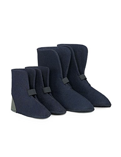 Boot Liners 85% Pressed Wool winter camping clothes that make you stay warm with proper winter camping clothing