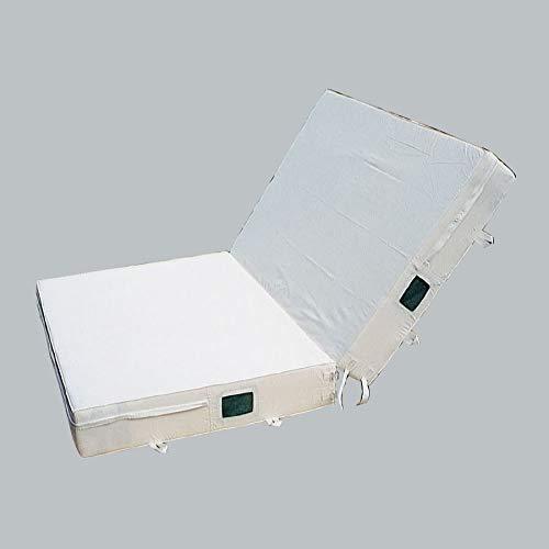 PE-191 折式室内用抗菌ノンスリプエバーマット交換袋 抗菌エステル3号 200X300X20cm B07HJ23D7Y