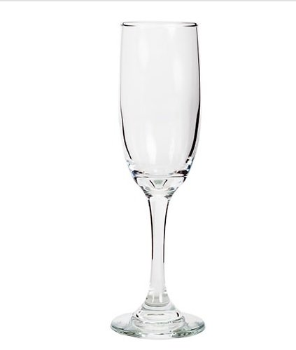 Tapered Champagne Flutes, 6.25 oz. Pack Of 24