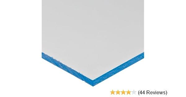Acrylic Sheet, Transparent, Standard Tolerance, ASTM D788