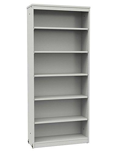 Executive 5 Shelf - Marco Group Bookcase with 5 Adjustable Shelves, Executive Cherry