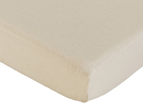 aBaby 2 Piece Organic Contour Chaning Pad Sheets Set, Natural by Ababy