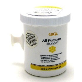 GIGI Microwave All Purpose Honee Formula 8 oz. Jar