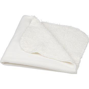 Petco Square Fleece Cat Throw in Cream, 24″ L X 24″ W, My Pet Supplies