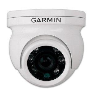 Marine Video - Garmin GC10 NTSC Reverse Image Marine Video Camera w/Infrared GC