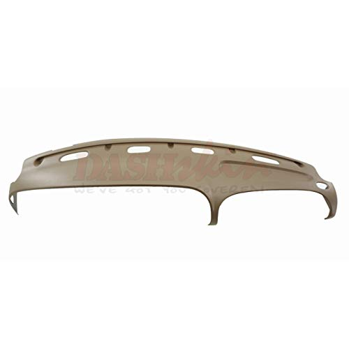 DashSkin Molded Dash Cover Compatible with 98-01 Dodge Ram in Camel ()