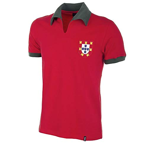 COPA Football – Camiseta Retro Portugal 1972