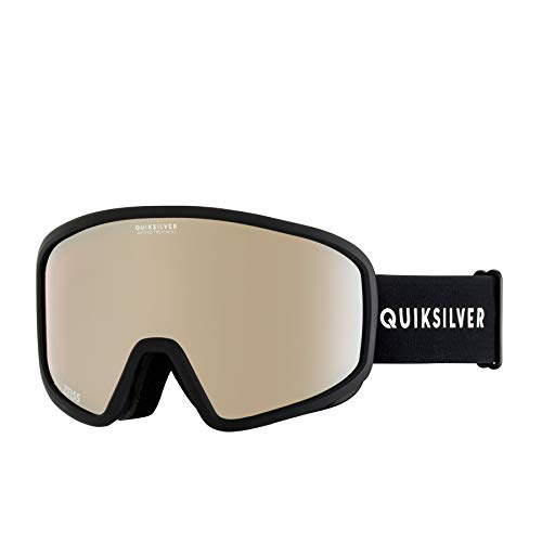 Quiksilver Browdy Snow Goggles One Size Black