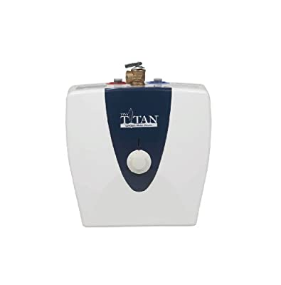 American Water Heaters E1E2.5US015V Tiny Titan Electric Water Heater, 2.5 Gallon