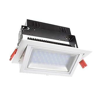 Foco Proyector LED 120lm/W Direccionable Rectangular 20W LIFUD ...