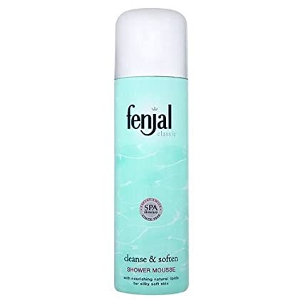 Fenjal Luxury Shower Mousse 200ml Dendron Ltd 190012 B000LNG1K4