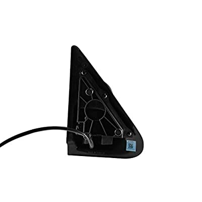 Driver Side Textured Side View Mirror for 1993-2005 Ford Ranger - Parts Link # FO1320206: Automotive