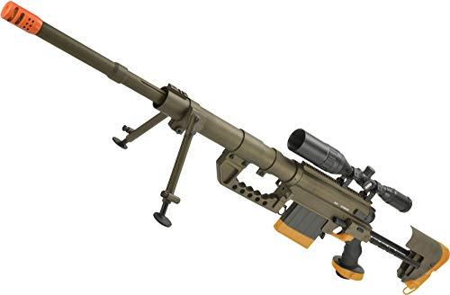 Evike CheyTac Licensed M200 Intervention Bolt Action Custom Sniper Rifle (Model: Dark Earth)