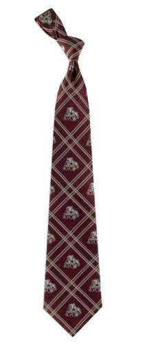 Mississippi State Bulldogs Woven Polyester 2 Adult Tie from Eagles Wings