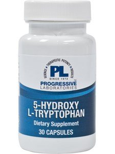 Progressive Labs Inc - 5-Hydroxy L-Tryptophan 100 mg 30 caps