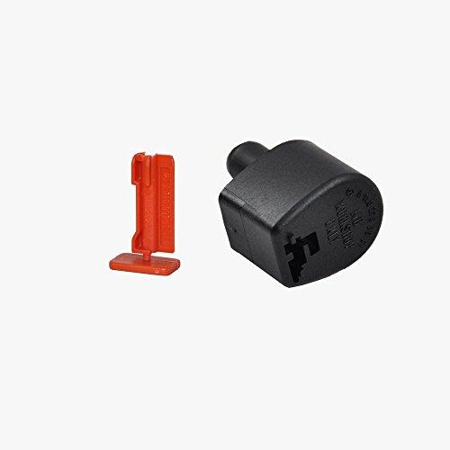 - Mercedes-Benz Transmission Dipstick Filler Cap + Lock Pin Genuine OE 10055/00091