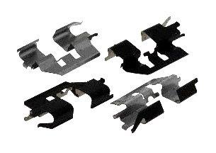 Carlson Quality Brake Parts P1088 Brake Pad Installation Kit