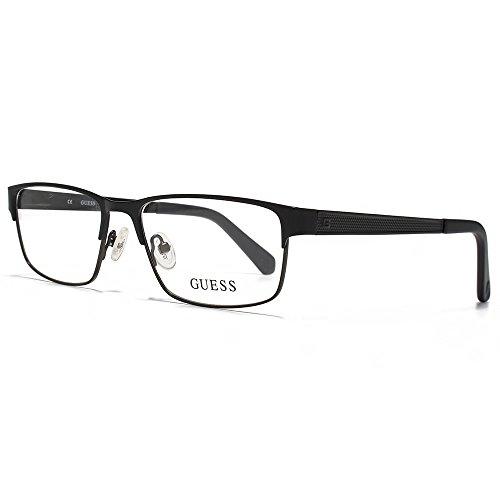 Guess GU1862 Lunettes en noir mat GU1862 002 54 clear