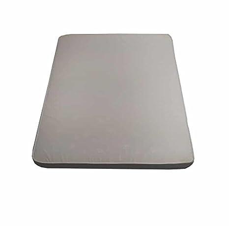 Flexar - Colchón de espuma de poliuretano Waterfoam de 13 cm de alto para soluciones transformables sin renunciar a la comodidad y la conveniencia ...