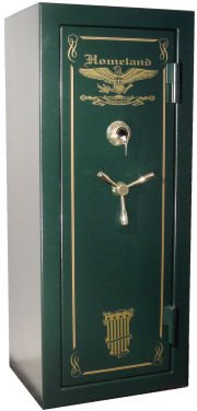 Closet Gun Safe Level V (black)